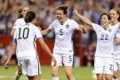 Kelley O'Hara Celebrates