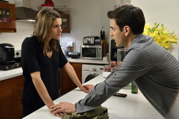 Rookie Blue quot  Andy and SamRookie Blue Andy And Sam