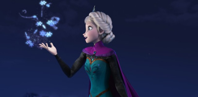 Queen Elsa of 'Frozen'