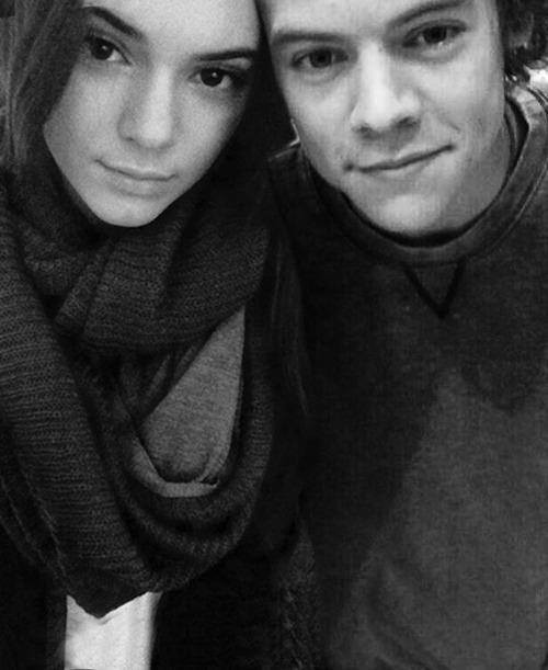 Er Harry Styles dating Alyssa Reid