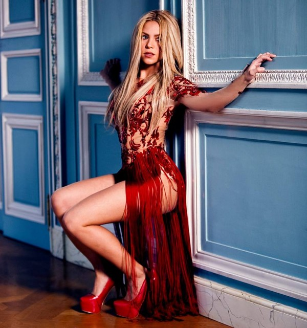 Shakira New Album Release Date Latest Record Will Be Self Titled