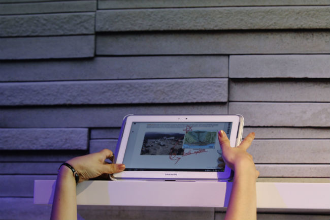 Stylus, split-screen stand new Samsung tablet apart