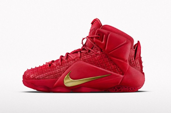 "The LeBron 12 EXT ""Finish Your Breakfast"" (Prism) Release Date ..."