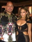 Fat Joe and Jennifer Lopez