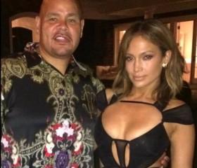 Fat Joe and Jennifer Lopez