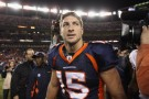 NFL Quarterback Tim Tebow