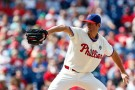 Philadelphia Phillies Pitcher Cole Hamels