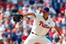 Philadelphia Phillies Pitcher Cole Hamels