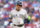 New York Yankees Infielder Alex Rodriguez