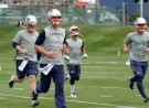 New England Patriots OTA's