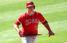 Los Angeles Angels of Anaheim Outfielder Mike Trout