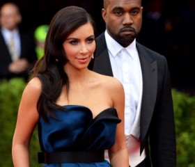Kim Kardashian and Kanye West to Name Their son Easton?
