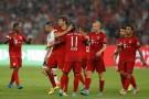 Bayern Munich v FC Valencia
