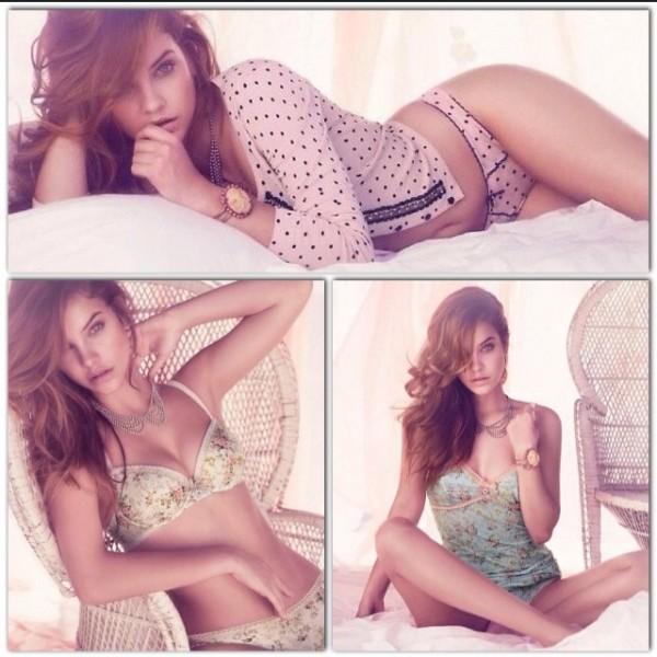 Barbara Palvin lingerie hot instagram imgur