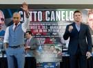 Miguel Cotto v Canelo Alvarez - Press Tour