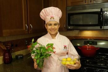 Kid Chef Eliana