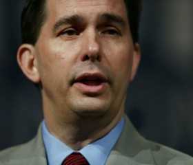 Border Fence With Canada Worth Considering, Walker Says