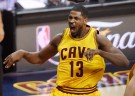 Cleveland Cavaliers Power Forward Tristan Thompson