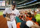 Houston Astros Infielder Carlos Correa