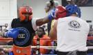 Floyd Mayweather Jr. Media Workout