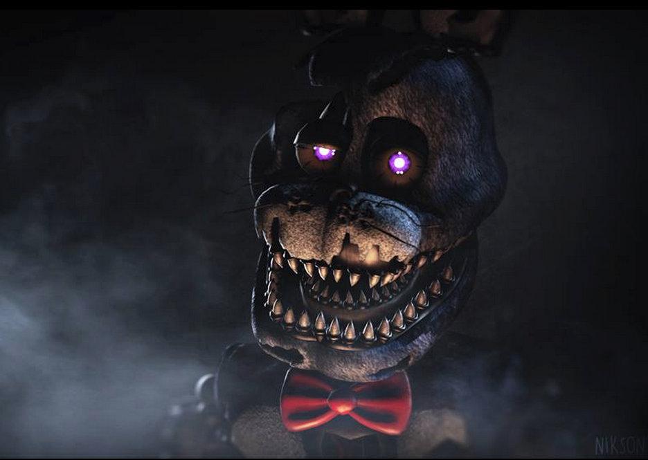 2017/05/free Five Nights Freddys Invitations
