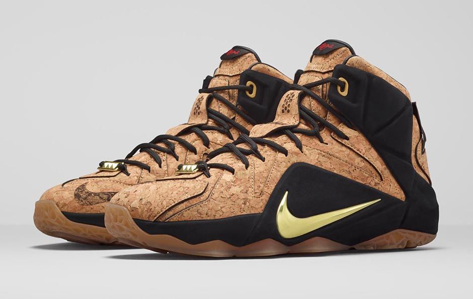 "UPDATE: The Nike LeBron 12 SE ""What The"" is officially set to ..."