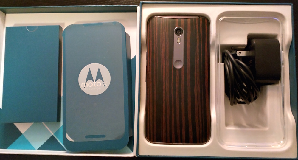 The Moto X Pure Edition The First Day