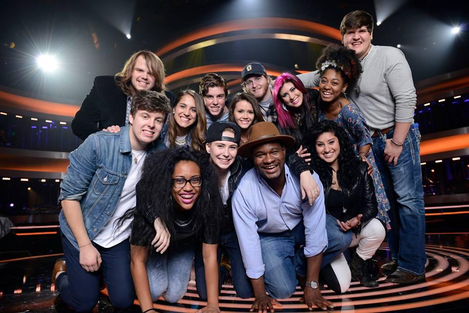 American Idol 13 Finalists