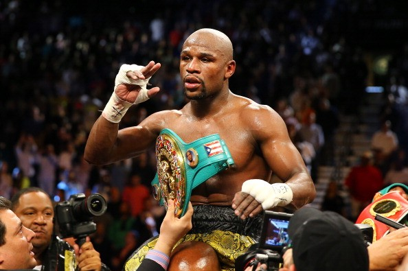 Is Floyd Mayweather the Most Overrated Fighter of All Time?