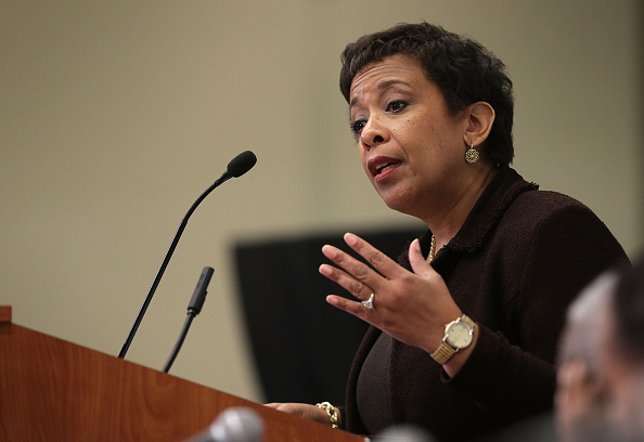 loretta lynch getty