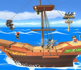 Pirate Stage SSB