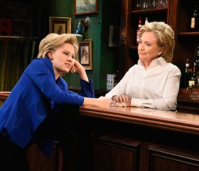 Hillary Clinton Bar Talk