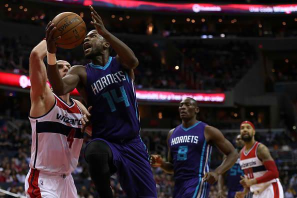 Shoulder injury to sideline Hornets' Kidd-Gilchrist