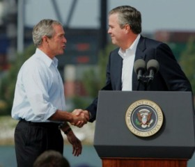Jeb Bush Says he is More Conservative Than Father, Brother