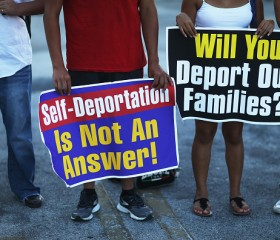 Immigration reform deport deportation