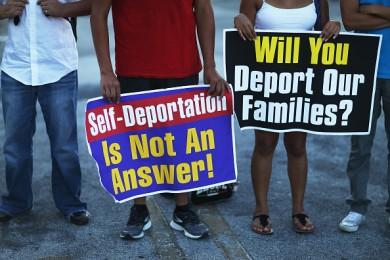 Immigration reform deport deportation