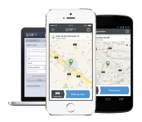 Cabify, Spanish Uber rival
