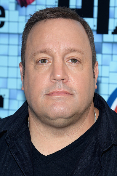 kevin james height