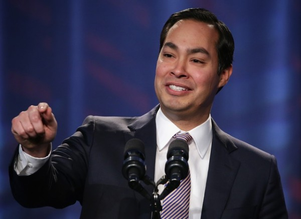 Despite speculation that Julian Castro may become Hillary Clinton's ...