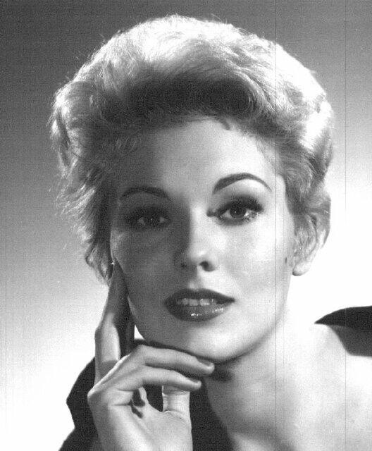 Kim Novak Throwback