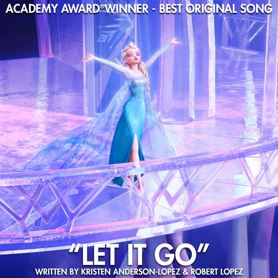 Let it go photo facebook frozen