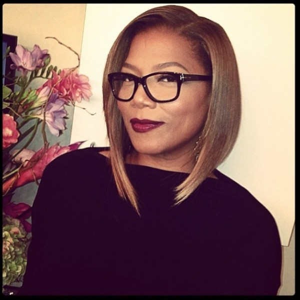 Queen Latifah all Made Up