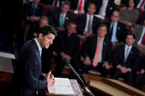 Paul Ryan Says House of Representatives is 'Broken' After Becoming Speaker