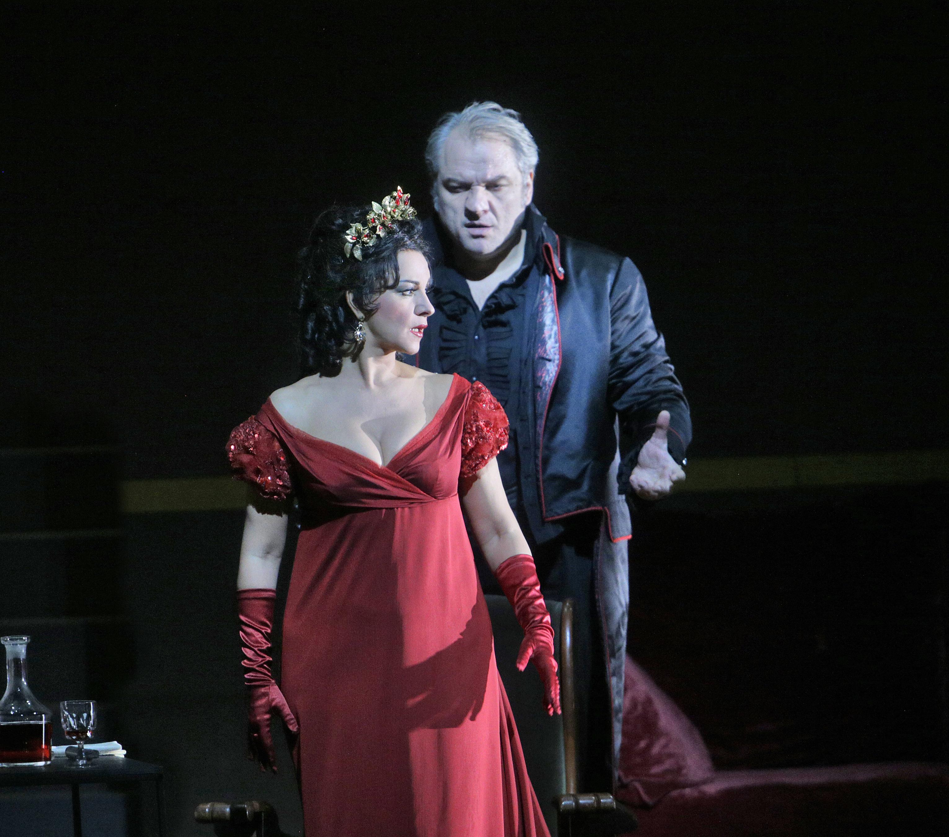 Tosca Metropolitan Opera