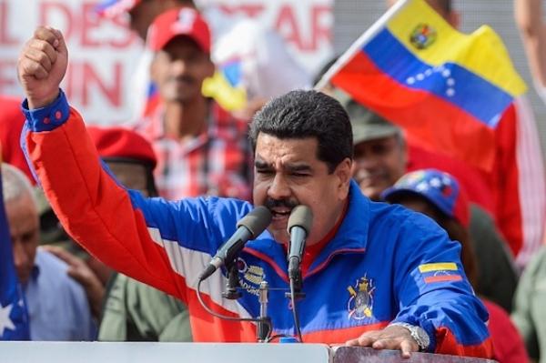 Venezuela to sue USA for 'international illegality'