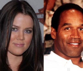 Khloe made a recent joke that she and OJ Simpson had an intimate relationship once