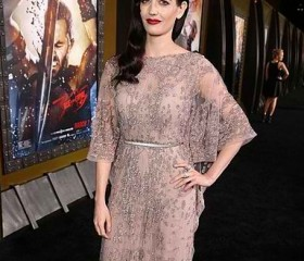 Eva Green at 300: Rise of an Empire Premiere