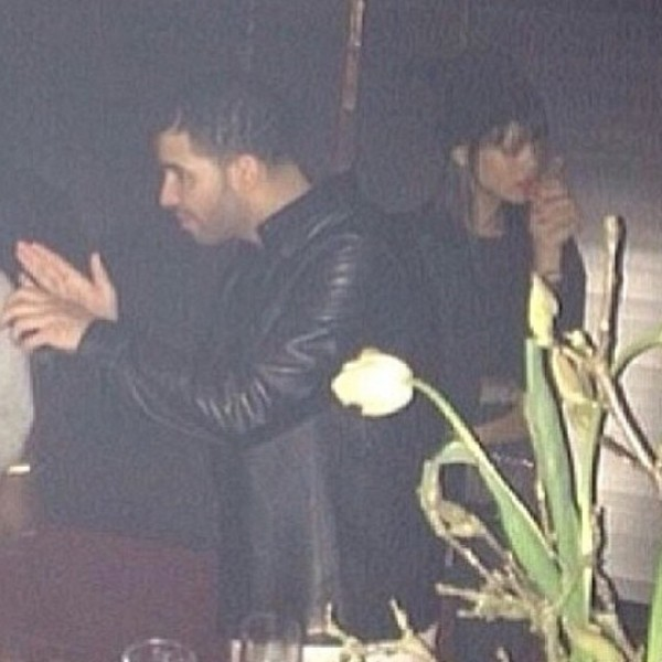 Drake and Rihanna continue their string of European dates as they hit ...