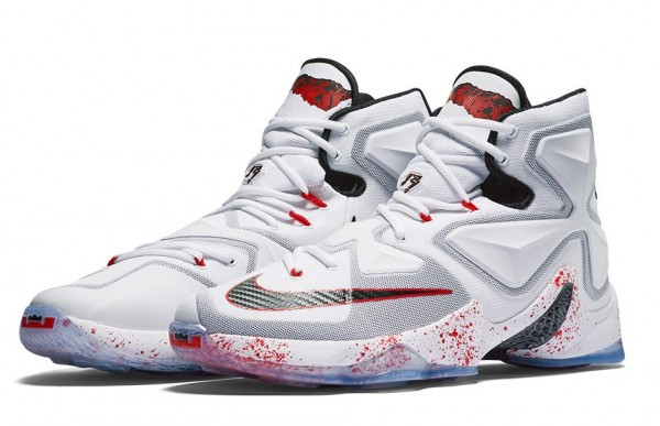 Articles 94192 20151112 Nike Release Dates Price Where To Buy Kd 8 Ext Lebron 13 Horror Flick Edition Photos.htm Lebron James 13