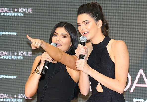 41e4c06aef3 Kylie Jenner Offers First Peek at Her New Clothing Line with Kendall